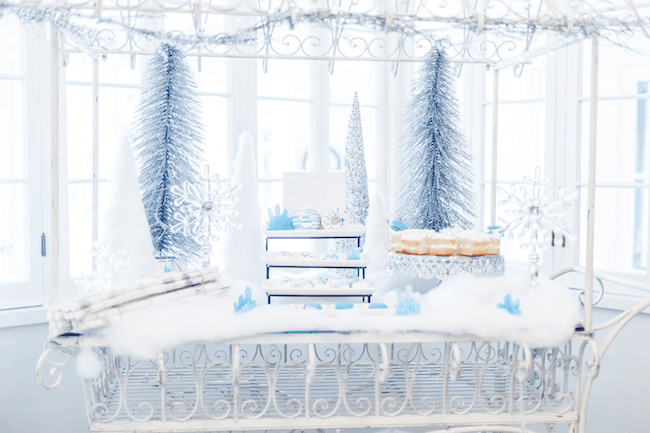 Frozen-Inspired Styled Shoot Feature