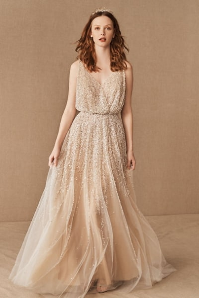 11 Perfect Wedding Dresses For A Second Trip Down The Aisle,Turkish Wedding Dresses