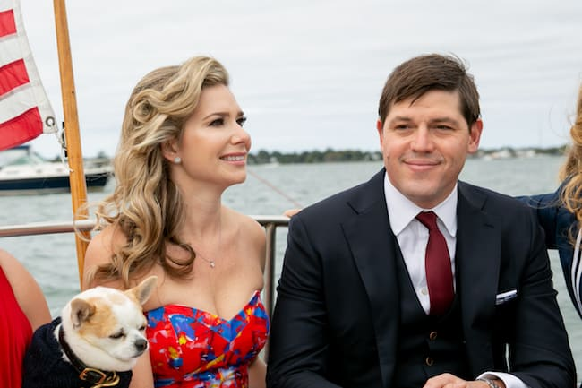 Nautical Wedding On Shelter Island Feature