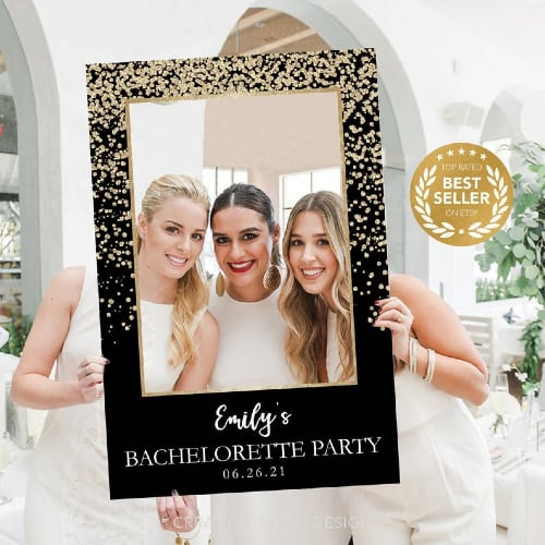 Bachelorette Party Photo Prop