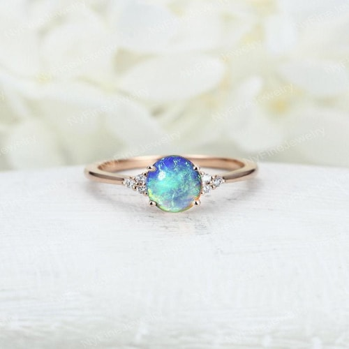 10 Unique Engagement Rings & Wedding Bands for Women