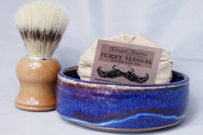 Shave-Set manly gift guys