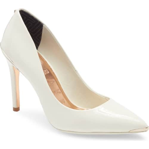 Ted Baker London Izbell Pointed Toe Pump