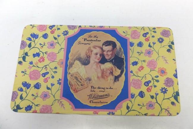 Vintage Whitman's Chocolate Tin