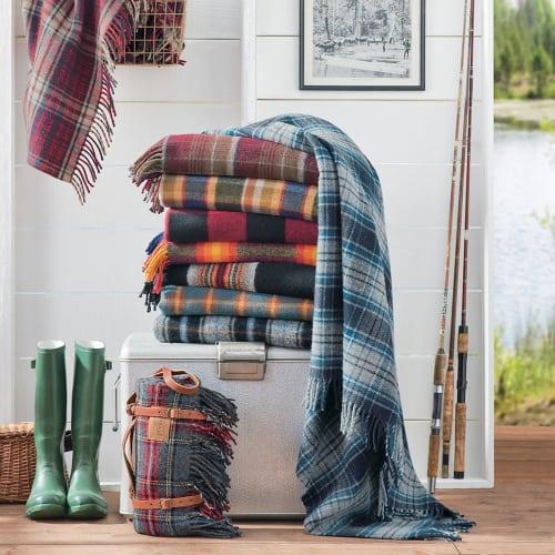 Pendleton Throw wool blanket