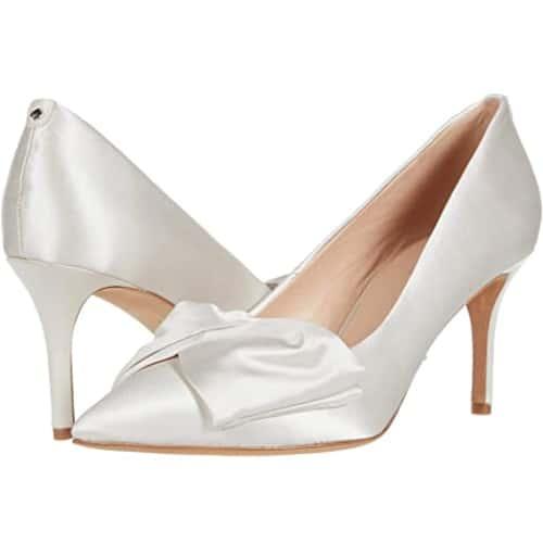 Kate Spade Pointed Bridal Heels Strudel