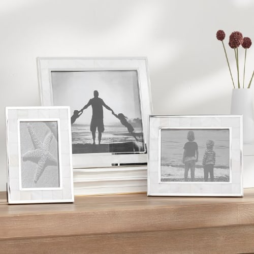 Mother of Pearl Picture Frames