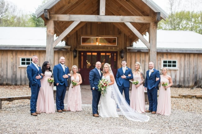 Rustic Wedding in Indiana (1)