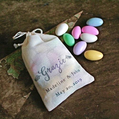 bag of jordan almonds