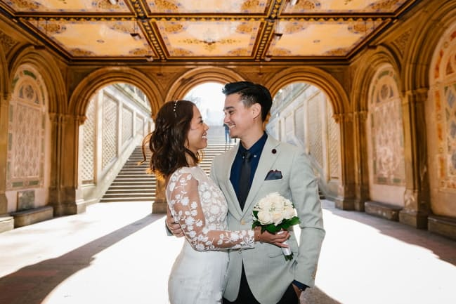 Chic NYC City Hall Elopement Feature