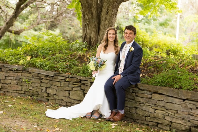 Enchanted Inn Wedding in Vermont