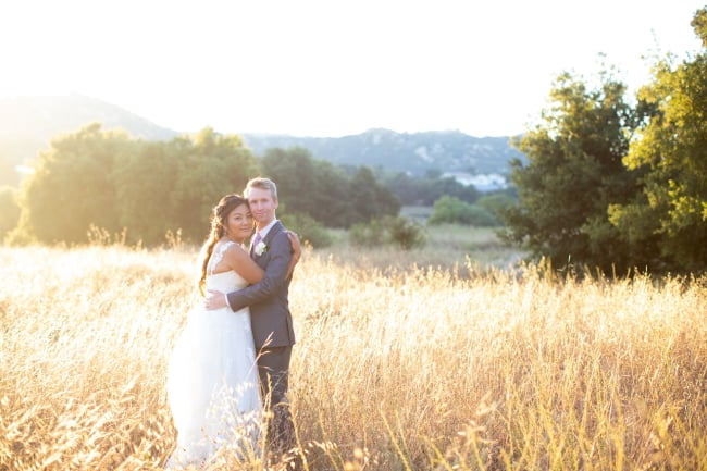 Outdoor Garden Wedding in Murrieta Feature
