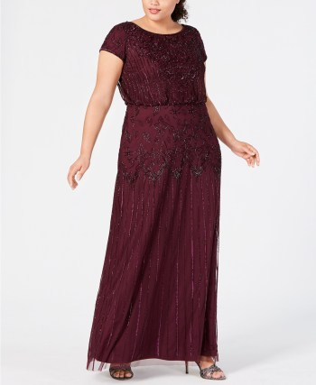 Adrianna Papell plus size dress