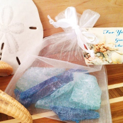 Edible Sea Glass Favor