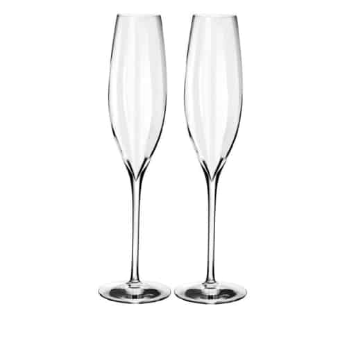 Waterford Champagne Flutes