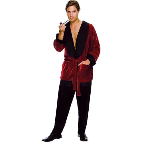 Hugh Hefner Halloween Costume