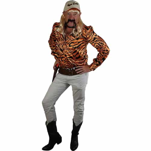 Joe Exotic Halloween Costume