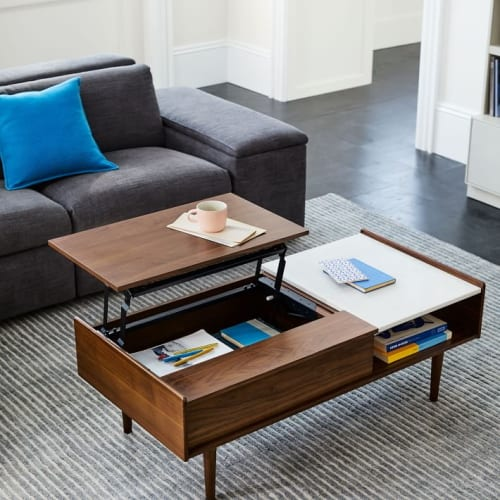 13 Unique Coffee Tables Ideas For Wood Glass And More