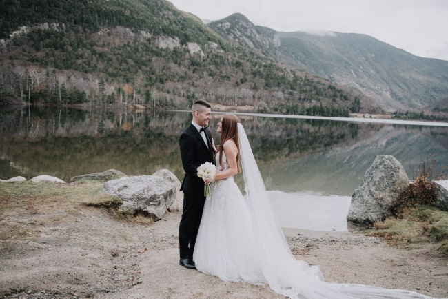 New Hampshire Mountain Elopement