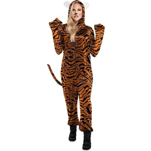 Women's Tiger Costume