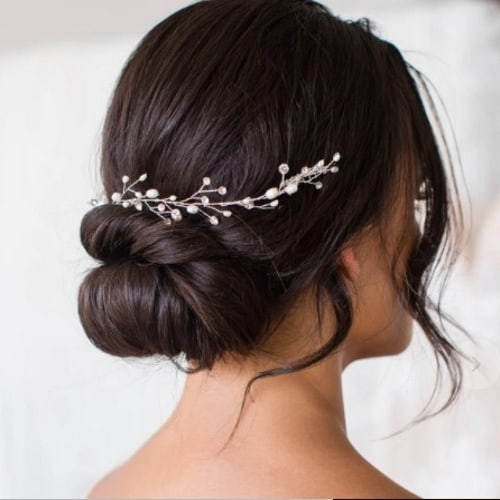 Zylina Halo with Combs