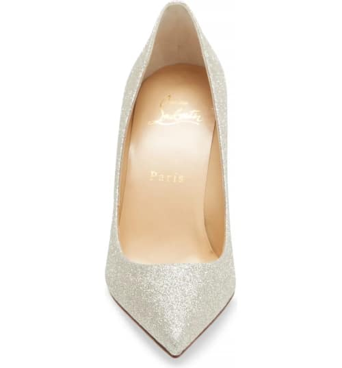 Kate Glitter Pointed Toe Pump