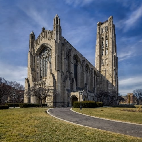 rockefeller chapel university of chicago