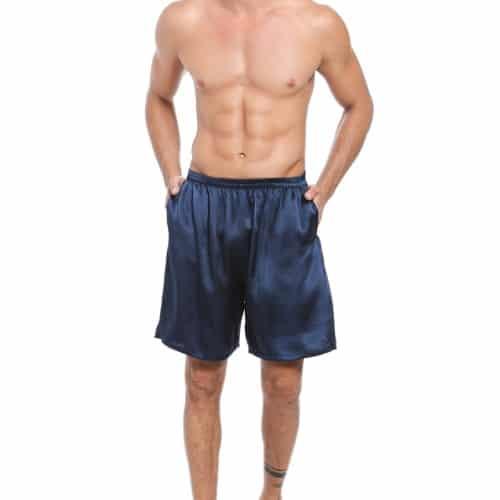 silk boxer shorts for men