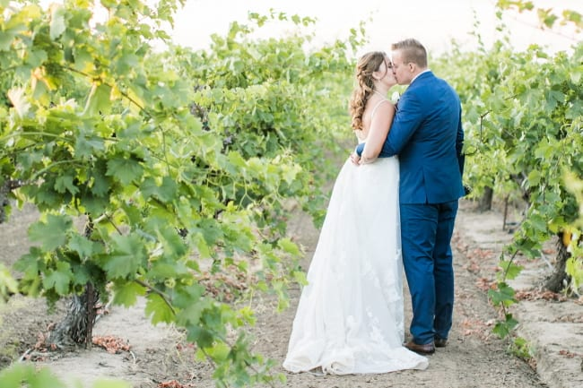Victor Vineyards Wedding Feature