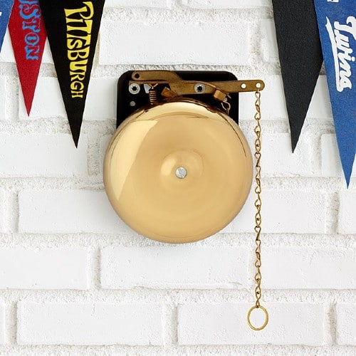 brass boxing ring bell