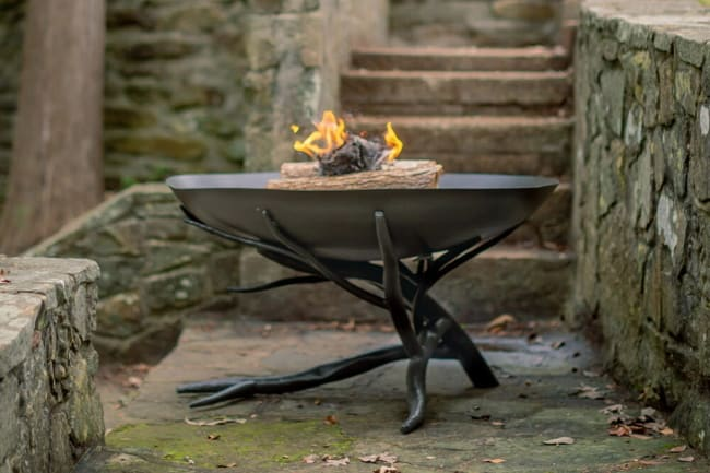 fire pit gift man who has everything