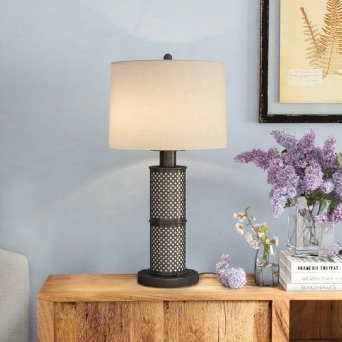 bluetooth speaker table lamp