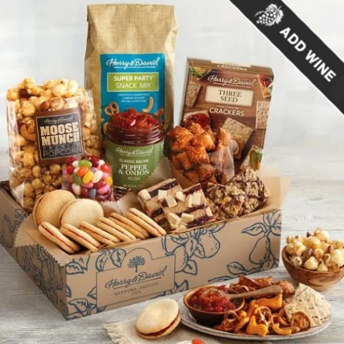 Sweet and Salty Gift Basket