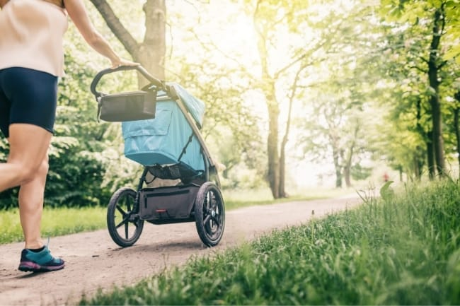 Best Jogging Stroller - feature