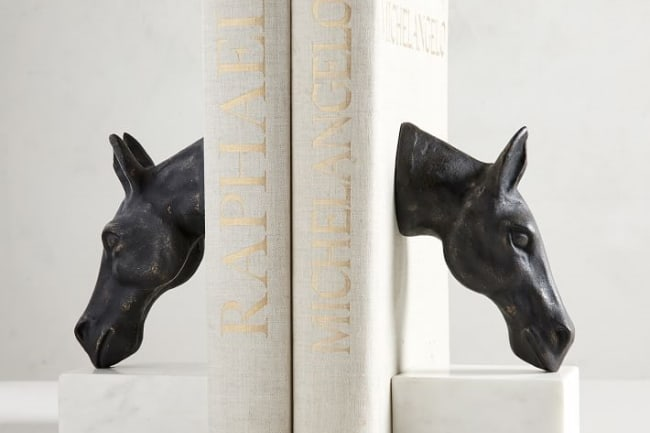 Gifts for Horse Lovers - bookends