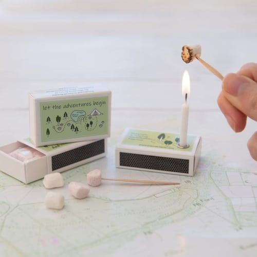 mini marshmallow toasting kit