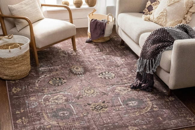 Overdyed Rugs Feature