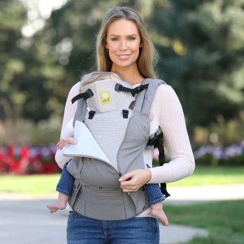 Complete All Seasons Six-Position 360° Ergonomic Baby and Child Carrier