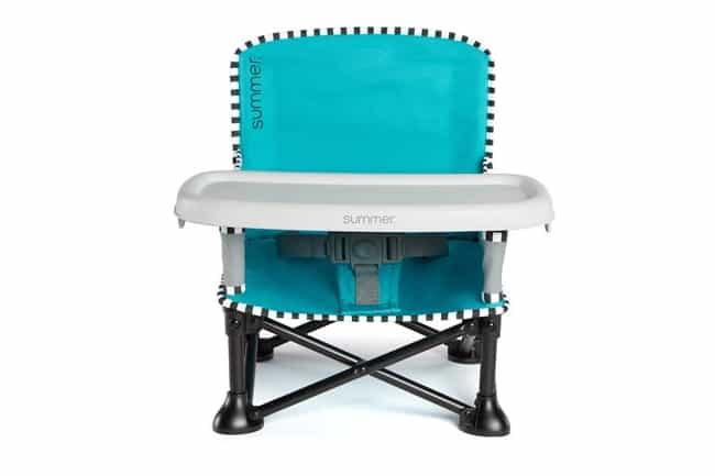 best portable high chair option