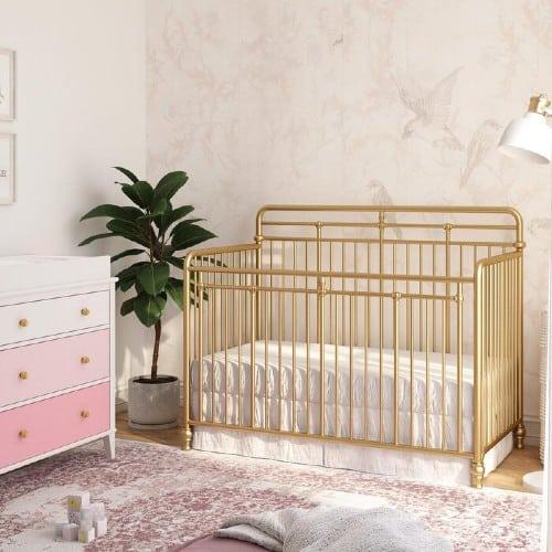 Monarch Hill Hawken 3-in-1 Convertible Crib