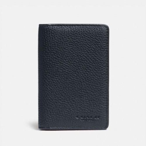 Men's Signature Card Wallet