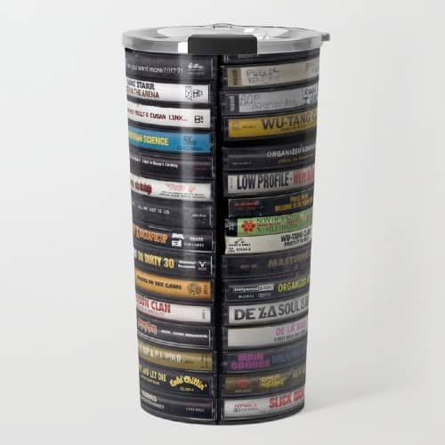 Back-in-the-Day Tapes Travel Mug
