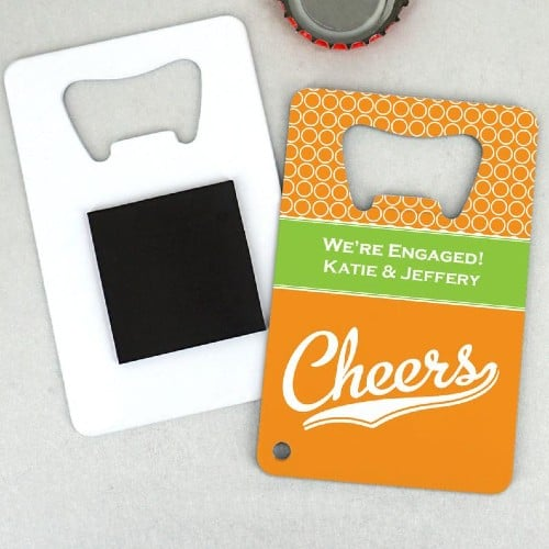 Save-the-Date Bottle Openers
