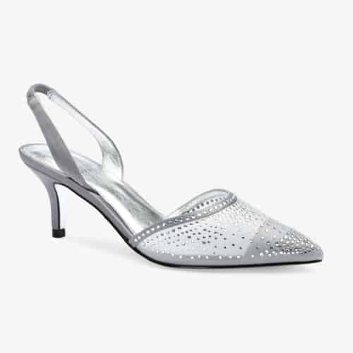adrianna papel shoes silver