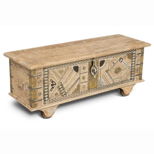 Amira Trunk Coffee Table