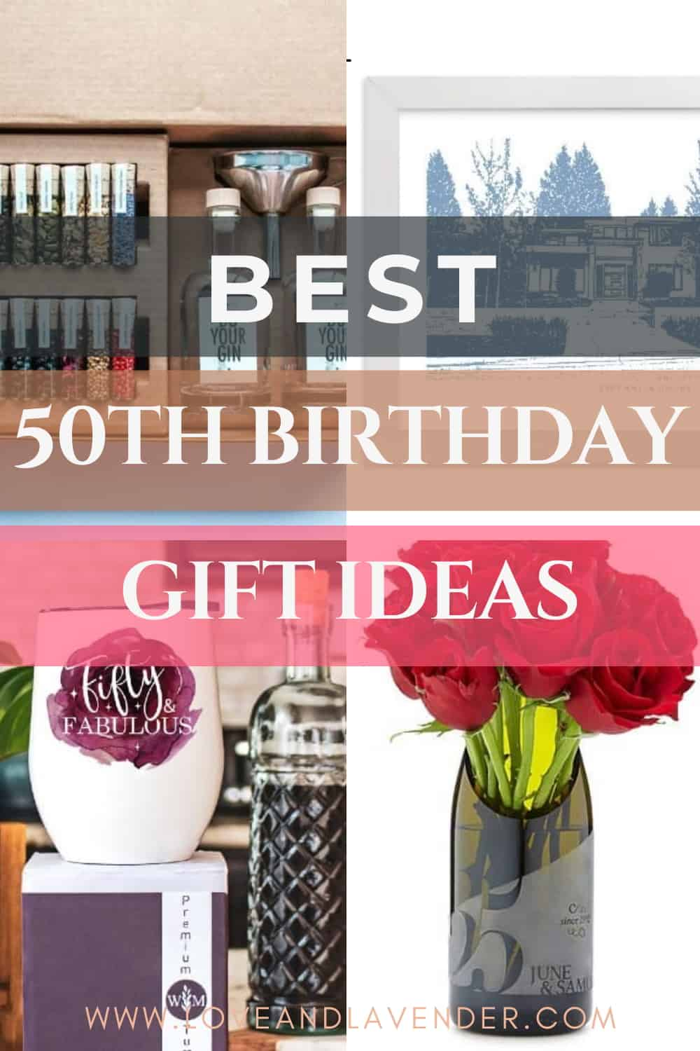 50th Birthday Gift Ideas To Forget They Re Half A Century Old