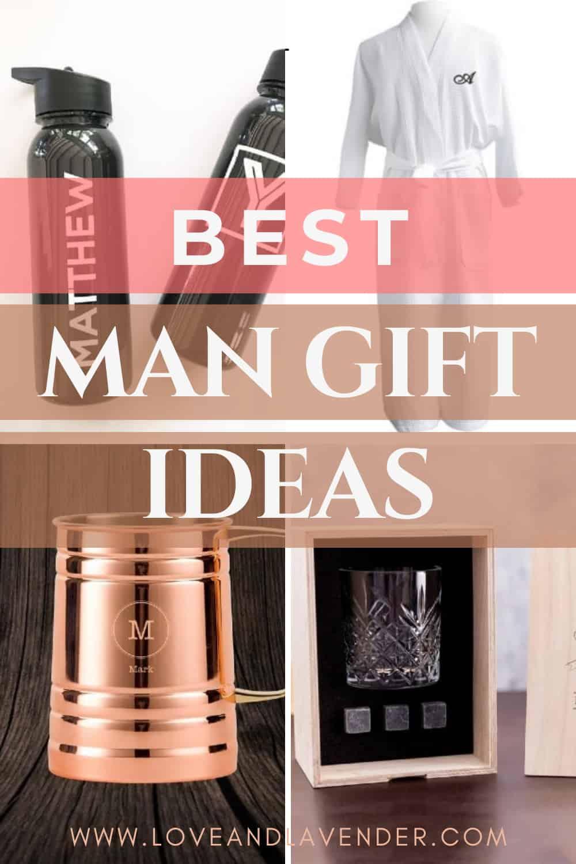 Pinterest Pin - Best Man Gift Ideas