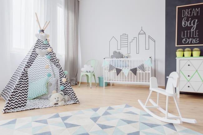 Nursery-design-for-baby