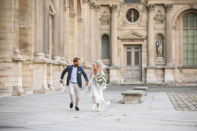 Paris Elopement Feature