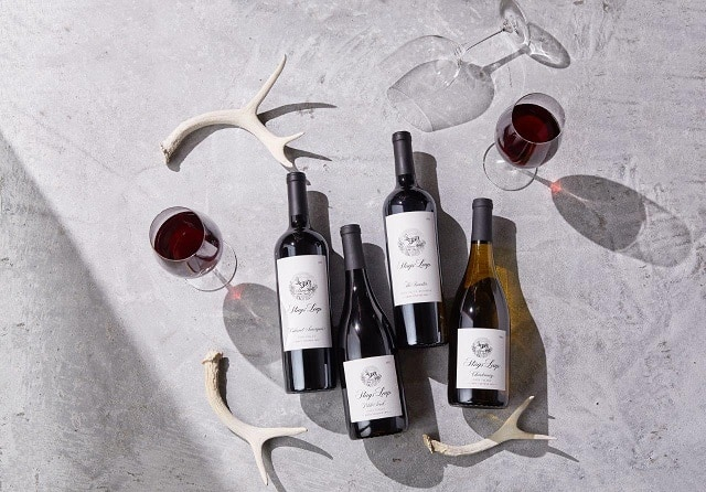 stag's leap wine bottles